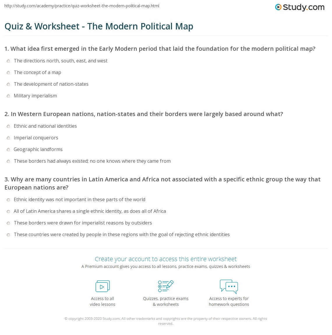 Workbooks » Map Skills Worksheets 6th Grade - Free Printable ...