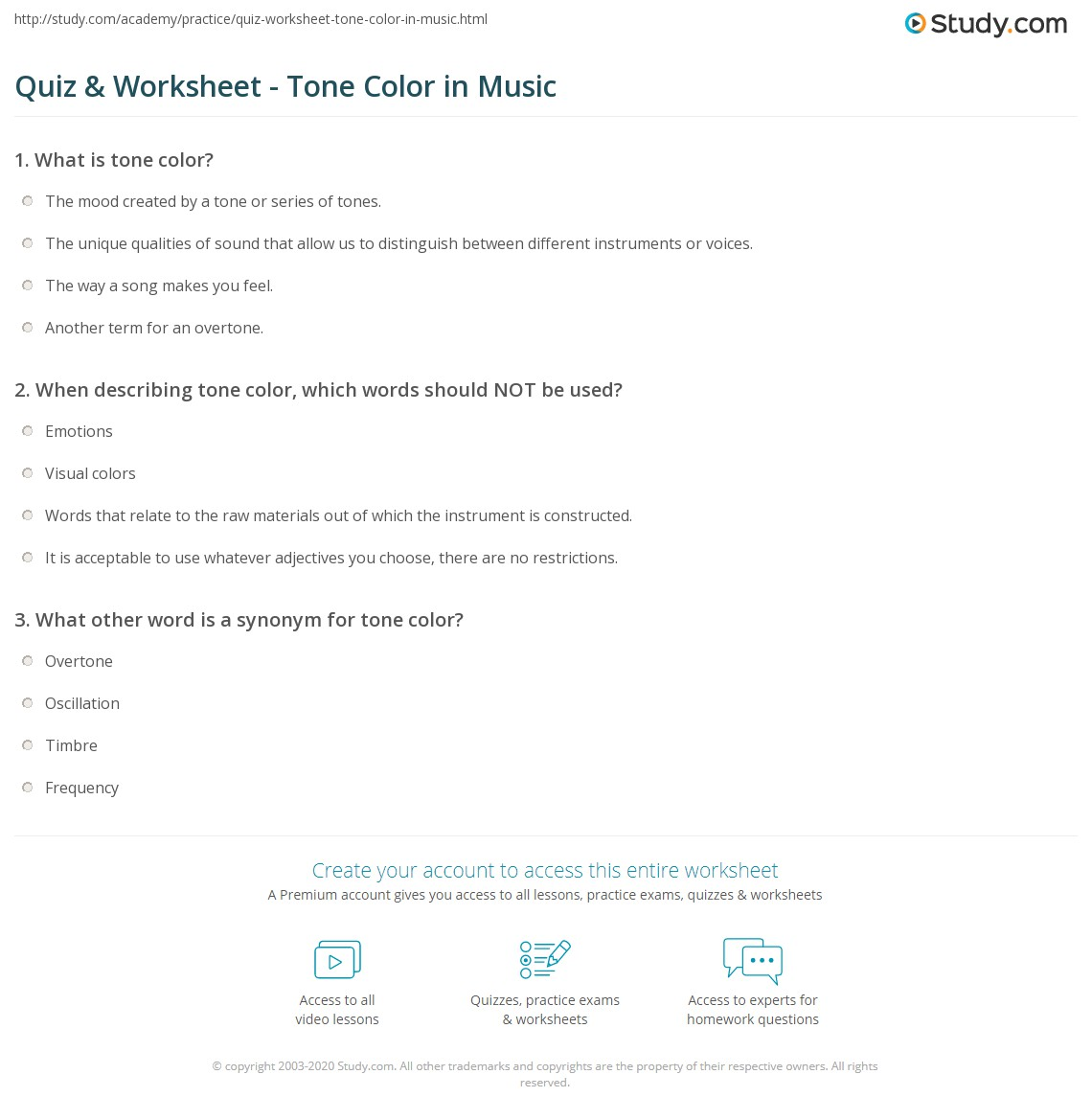 Image Result For Music Theory Questions Tests