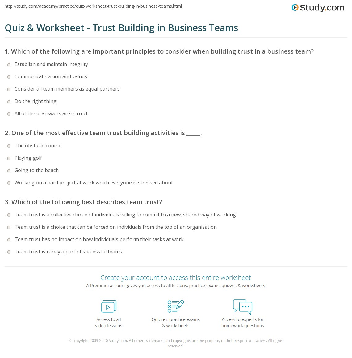 trust in business is a means Trust company definition a trust company is a business or firm that has a fiduciary, agent or trustee relationship with another individual or business the trust company oversees the management .