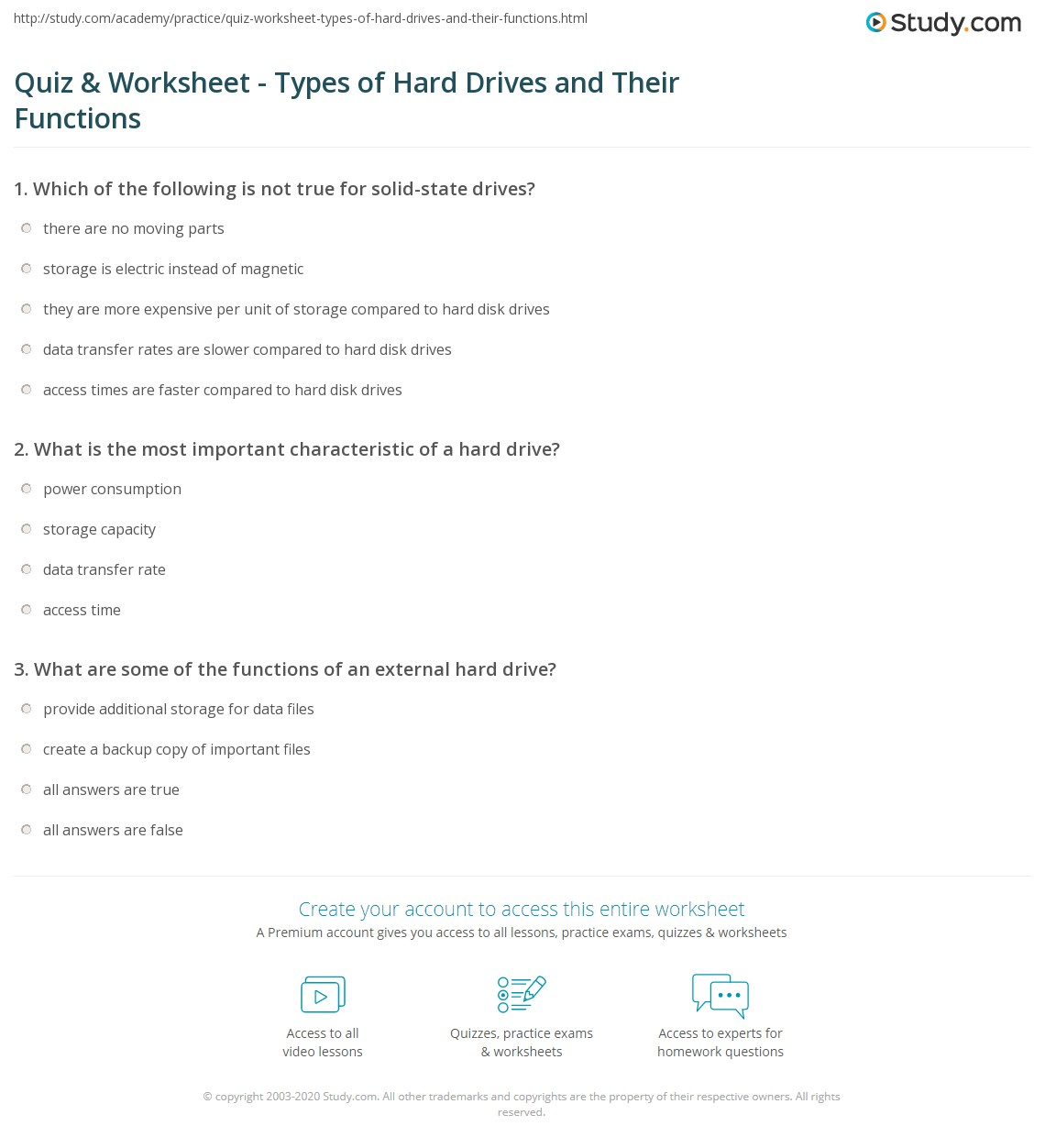 i drive safely quiz answers