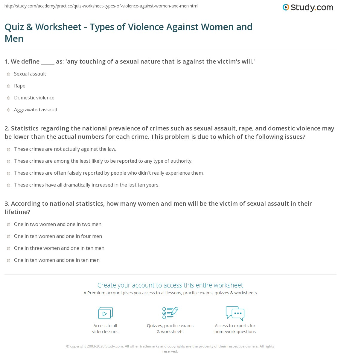 Criminal Law Questions & Answers by State