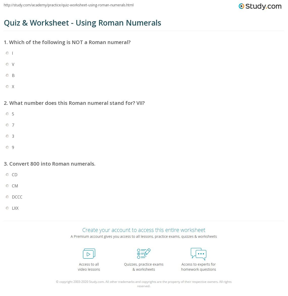 Roman Numeral 16