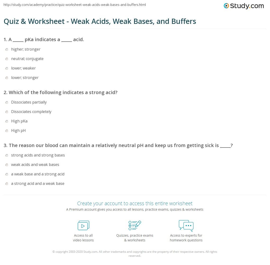 quiz on acids and bases pdf. Black Bedroom Furniture Sets. Home Design Ideas
