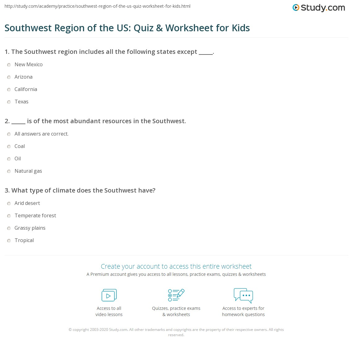 Critical Thinking Activities For Fast Finishers And Beyond Using - Us map regions quiz