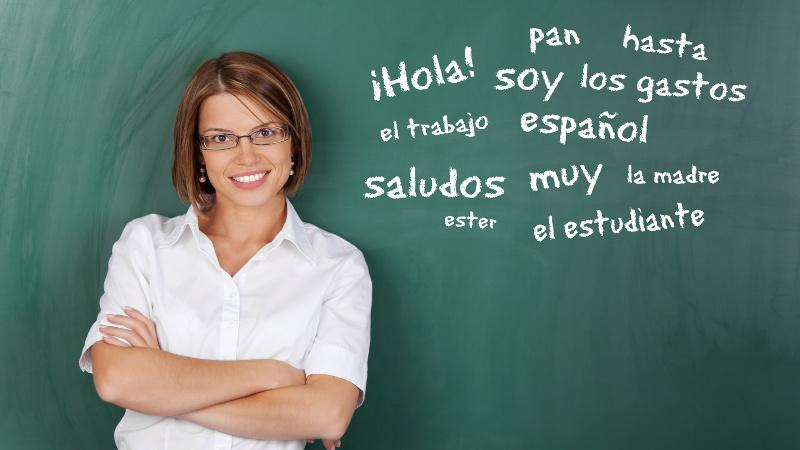 Homework help in spanish