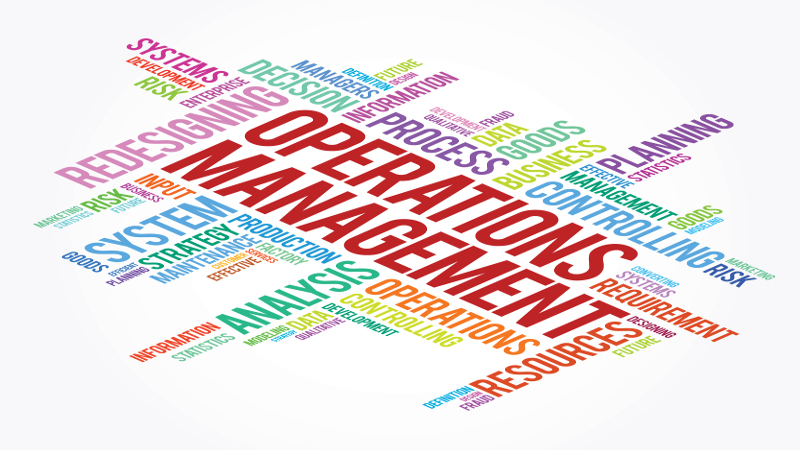 business 112  operations management course