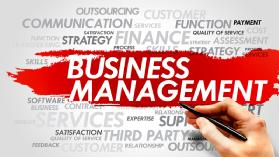 Business Management:  wait on & Review