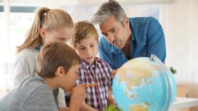 Geography Lesson Plans & Resources