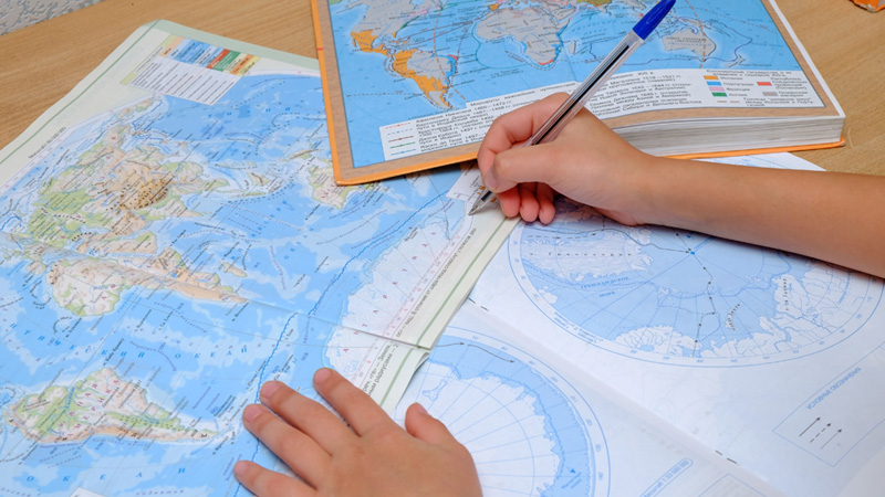 Holt McDougal Introduction to Geography: Online Textbook Help Course