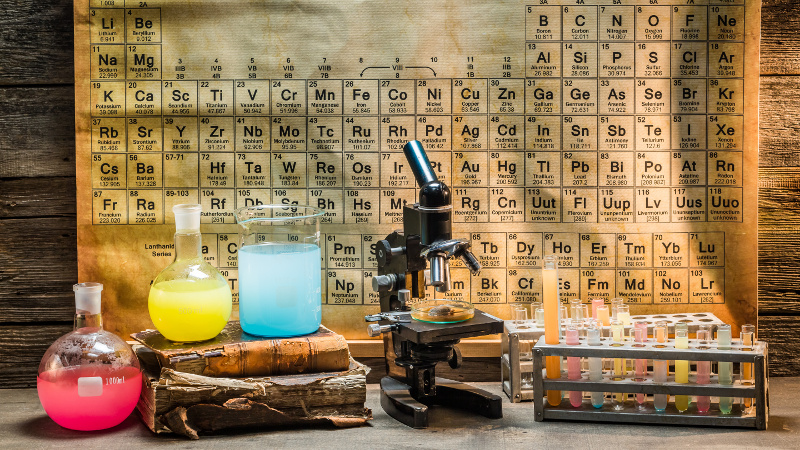 ICSE Chemistry: Study Guide & Syllabus Course - Online Video Lessons