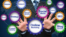 Internet & Social Media Marketing: Help & Review
