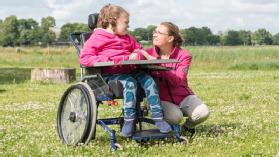 Teaching Students with Severe & Multiple Disabilities