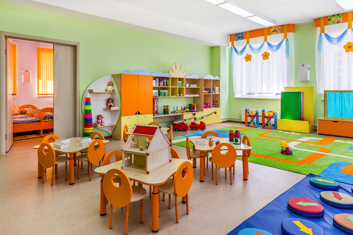 Modern English Classroom ~ How to set up your kindergarten classroom quickly study
