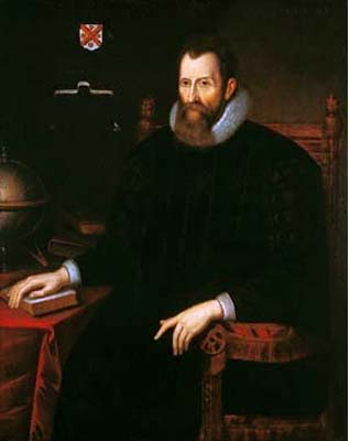 John Napier was a Scottish mathematician who is famous for the invention of logarithms.
