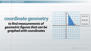 Coordinate geometry definition