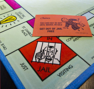 Monopoly Get Out Of Jail