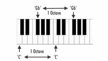 Octave Equivalency