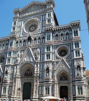 Santa Maria del Fiore & Florence Cathedral: Facade \u0026 Doors | Study.com