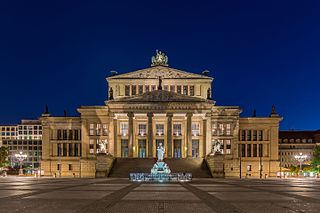 neoclassical architects in germany study com