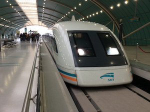 Maglev Train Science Project | Study com