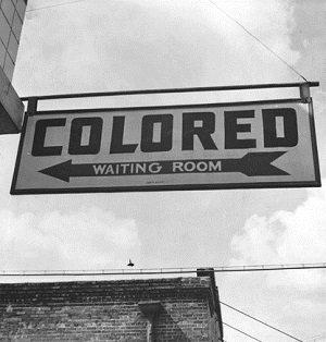 interesting facts about segregation