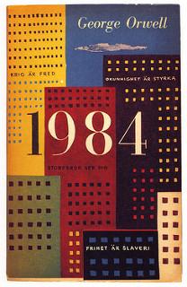 george 1984 orwell summary