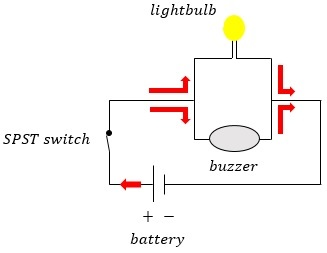 Series Parallel Test Lamp Circuit Diagram
