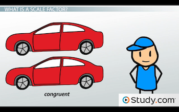 Applying scale factors to perimeter area and volume of similar two cars that are congruent ccuart Images
