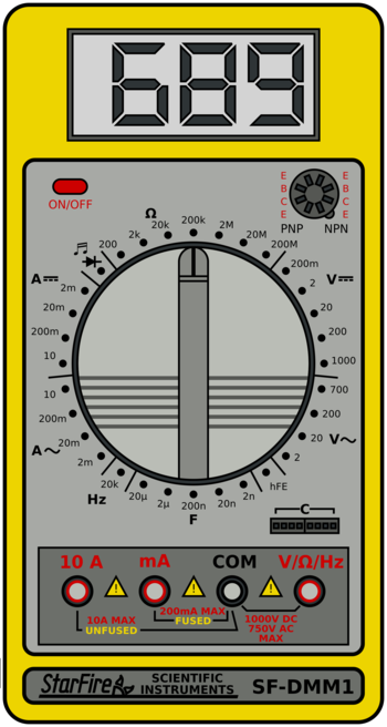 What Is A Digital Multimeter  Dmm