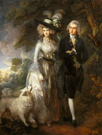 Gainsborough, The Morning Walk