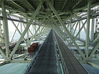 Akashi Kaikyo Bridge Facts History Amp Location Study Com