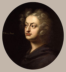 Painting of Henry Purcell
