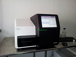 Illumina Sequencing Machine