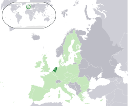 Netherlands in Europe