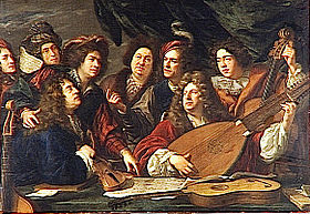music forms that defined the baroque Music 101: baroque terms definition a melodic or a form of baroque music in which the musical material is passed between a small group of soloists.