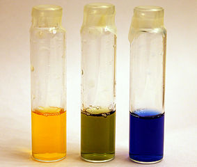 equilibrium constant of bromothymol blue