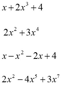 Polynomial Division: Missing Dividends | Study com