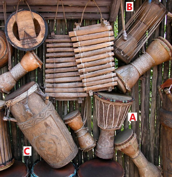 African Drums: Types, Beats & Facts | Study com