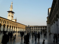Umayyad Mosque: Architecture, History & Facts | Study com