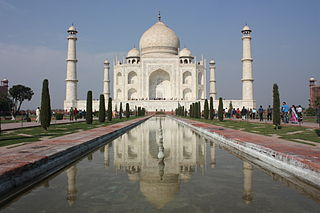 Let's look at one more structure that will help us put all of this  together. The Taj Mahal is one of the most famous buildings in the world,  and notable for ...