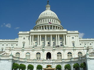 Federal laws are passed by Congress at the U.S. Capitol Building in Washington, D.C.