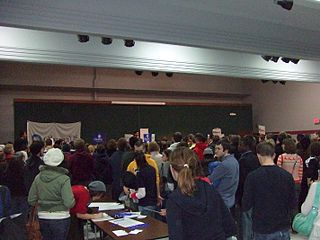 Democratic Party, Iowa City, caucus, 2008