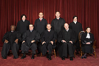 Supreme Court as of 2010