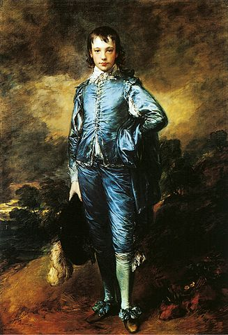 Gainsborough, The Blue Boy