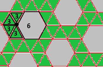 A Semi Regular Tessellation