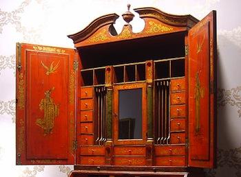 English Furniture Styles History  Examples  Studycom