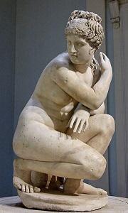 Roman goddess Venus.