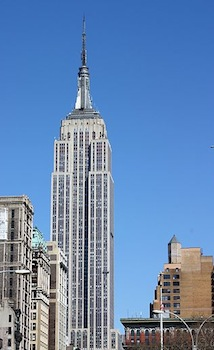 Empire State Building Architecture Style Study Com
