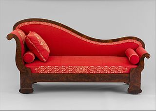 Empire Style Couch By Duncan Phyfe