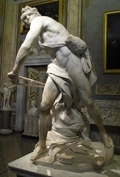 Gian Lorenzo Bernini's Sculptures: David   Study com